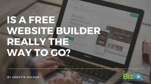 build a free website online should you use the google sites website builder biziq
