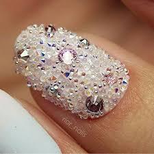 Posvíceno Na Křišťálový Lesk Swarovski Crystal Pixie Naninails Blog