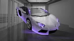 lamborghini aventador crystal home fly car