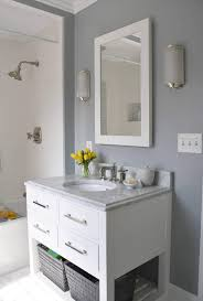 Bathroom Color Bathroom Gray Bathroom Color Schemes For Diferent Style