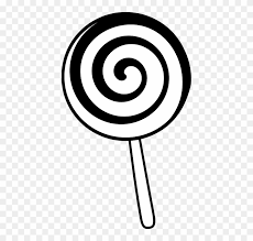 lollipop swirl clip art. Perfect Art Black And White Candy Clipart 29  Colouring Pages Of Lollipop To Swirl Clip Art