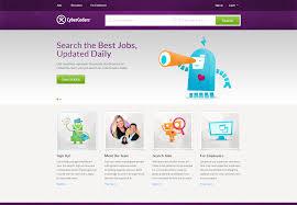 it staffing websites cybercoders com