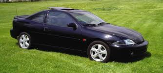 2004 Chevrolet Cavalier coupe (j) – pictures, information and ...
