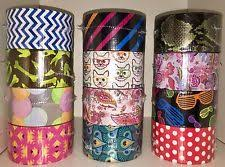 Duct Tape Patterns Extraordinary Designer Duct Tape EBay