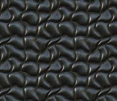 Wave-quilted leather fabric by bonnie_phantasm on Spoonflower ... & Wave-quilted leather fabric by bonnie_phantasm on Spoonflower - custom  fabric Adamdwight.com