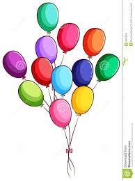 Dessin D Un Bouquet De Ballons De Baudruchellll