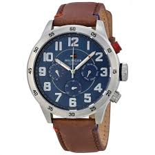 men awesome mens leather watches for men watch straps leatherman charming tommy hilfiger multi function blue dial brown leather mens watch bands medium size