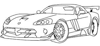 Sports Cars Coloring Pages Free Printable Car Printable Coloring