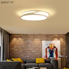 contemporary indoor lighting. Unique Indoor Acrylic Round Ceiling Lamp Dimmable LED Modern Indoor Lighting Light  With Remote Control For Bedroom Inside Contemporary I