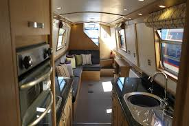 Narrowboat Design And Layout 5 Star Ex Hire Boat For Sale Narrowboat Sale 57ft Semi