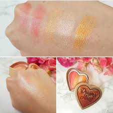 dragon s heart mermaid highlighter by i makeup health beauty on carou