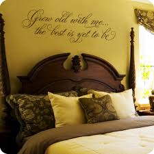 Bedroom Wall Quotes Simple Master Bedroom Wall Quotes