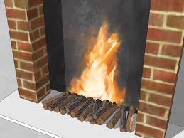 Build A Fake Fireplace 3 Ways To Make A Fake Fireplace Wikihow