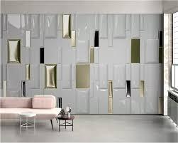 <b>beibehang Custom wallpaper 3D</b> mural modern fashion gold ...