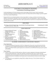 Electrical Engineering Resumes Best Resume Examples Electrical Engineer Resume Examples Pinterest