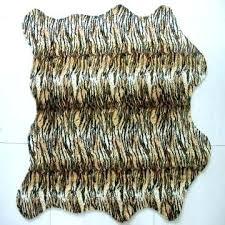 animal skin rug china blankets fake rugs uk