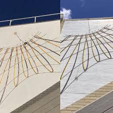 Wall Sundial Design The Ingenious Sundial Of Professor Moppert Cortically