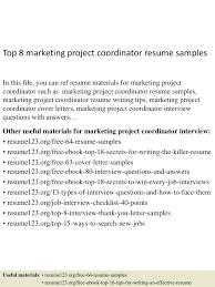 Construction Project Coordinator Resume Examples Resume Project Coordinator Resume Sample 24