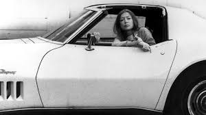 review slouching towards bethlehem by joan didion saturday  joan didion moves through the sixties hippy movement sphinx like impassivity
