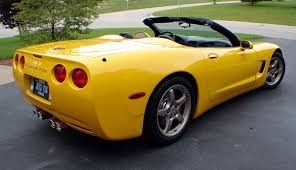 F/S 2000 Millenium Yellow Convertible 6-speed - CorvetteForum ...