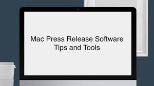 Mac Press Release Submission Software And Syndication Tools Youtube