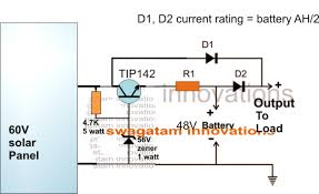 12v solar battery charger circuit diagram 12v solar inverter Solar Battery Wiring 12v solar battery charger circuit diagram 48v solar battery charger circuit with highlow cut solar battery wiring diagram