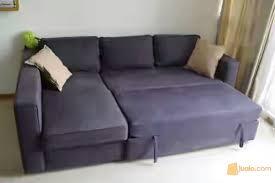 Sofa L Bed Reclining Bogor Jualo