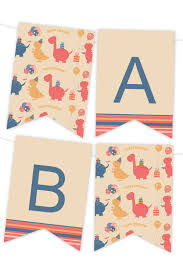 happy birthday customized banners printable banners make your own banners with our printable