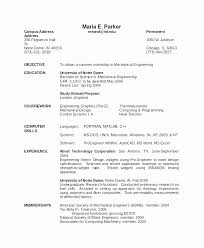 Engineering Resume Template Word Blank Engineering Resume Template Word Top Engineering Resume 19