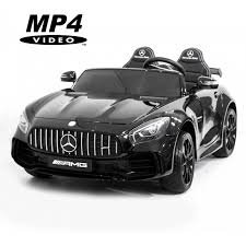 Купить Электромобиль <b>Harley Bella</b> Mercedes-Benz GT R 4x4 ...