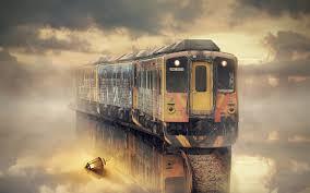52 wallpaper trains on wallpapersafari