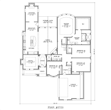 house plan 2721 to enlarge square footage 2721 stories 1 bedrooms 4