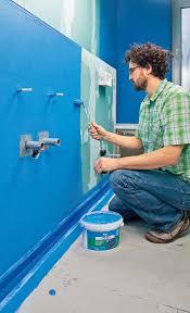 Denn bei einer nicht abgedichteten dusche verläuft das wasser in den beim abdichten einer duschkabine ist gemeint, dass das gesamte badezimmer vor spritzwasser geschützt wird. Dusche Abdichten Selbst De