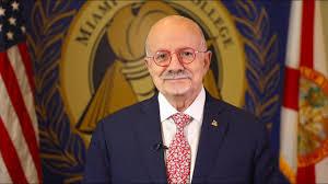 Miami Dade College President Eduardo Padrón Fall 2018 Welcome Message -  YouTube