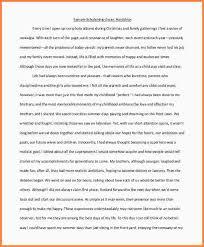 format of scholarship essay essay checklist format of scholarship essay scholarship essay example for hardship jpg