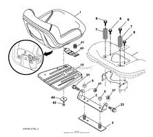 husqvarna yth2242tdrf 96041023700 (2011 05) parts diagrams husqvarna riding mower wiring harness at Wiring Diagram Husqvarna Lawn Mower Yth22