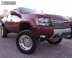 2009 Chevrolet Avalanche American Force Trax Ss Rough Country ...