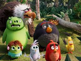 The Angry Birds Movie 2: Not as entertaining as its predecessor