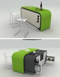 technology in furniture. Interesting Technology Unusual Kitchen Furniture Fevzi Karaman Modular For Technology In Furniture