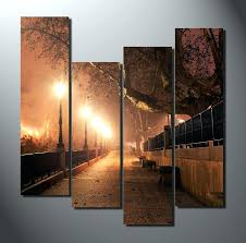 contemporary canvas wall art contemporary wall art canvas affordable wall large canvas set of four shine contemporary canvas wall art