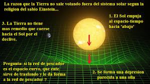 La gravedad curva la luz o curva el espacio por el que esta se mueve? -  Quora