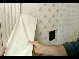 remove wallpaper glue from drywall