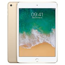 Apple iPad Mini 4 Wi-Fi 128GB Gold - Banana Shopping