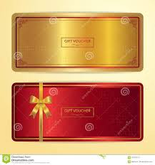 Gift Certificate Sign Chinese Style Gift Certificate Voucher Gift Card Or Cash Coupon