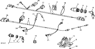 john deere 68 lawn mower wiring diagram modern design of wiring i have a deere r72 riding mower i let a friend use it and the belt rh justanswer com john deere 116 electrical diagram john deere ignition wiring diagram