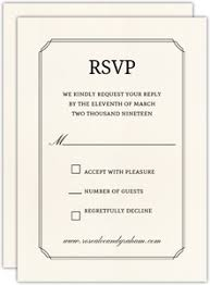Response Cards Size Custom Wedding Response Cards Wedding Invitation Response