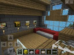 Minecraft Living Room Furniture How To Make A Perfect Living Room In Minecraft Nomadiceuphoriacom