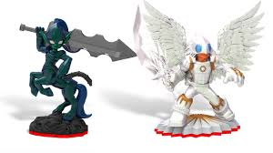 Skylanders Trap Team Light Trap Masters New Elements Light And Dark Are Coming To Skylanders Trap
