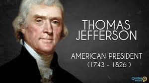 Famous Thomas Jefferson Quotes