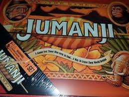 Wooden Jumanji Board Game New JUMANJI Board Game Cardinal Edition 100 In Real Wooden Box 63
